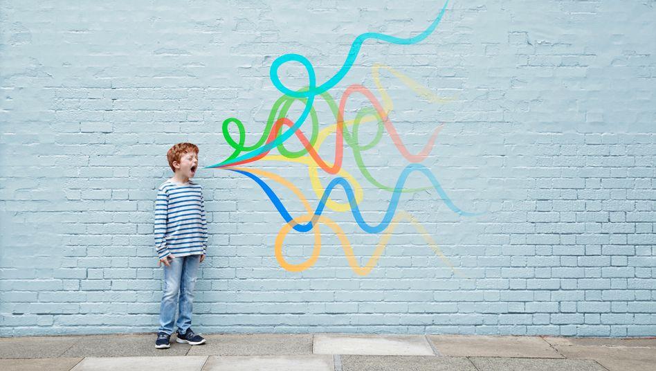 Wutausbruch: »Ungeschickterweise paart sich bei unserem Kind die geringe Frustrationsschwelle mit einem übergroßen Ehrgeiz« (Symbolbild)