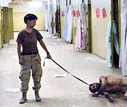 Human Rights Watch Group Calls For A Kenneth Starr For Abu Ghraib Der Spiegel
