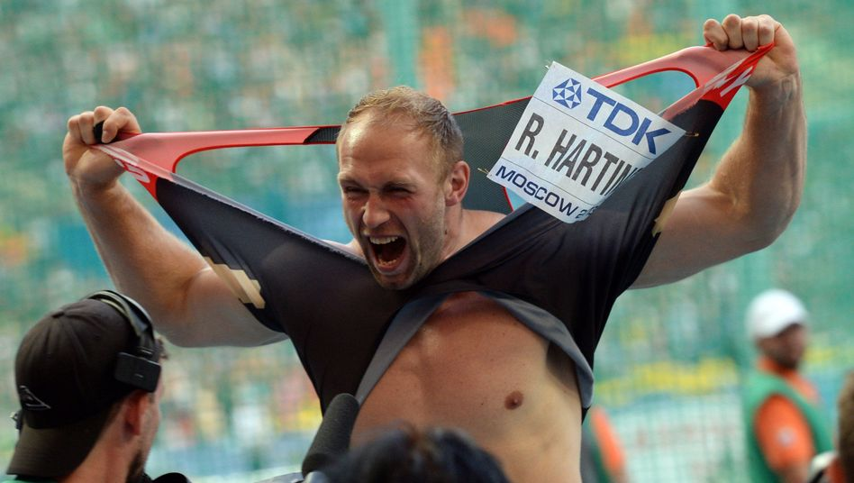 """Weltmeister Harting: """"Nichts Nachhaltiges hinterlassen"""""""