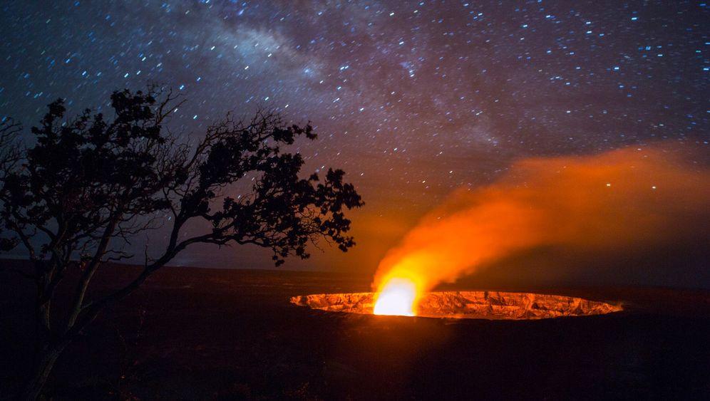 Hot Spots: Die heißesten Vulkane