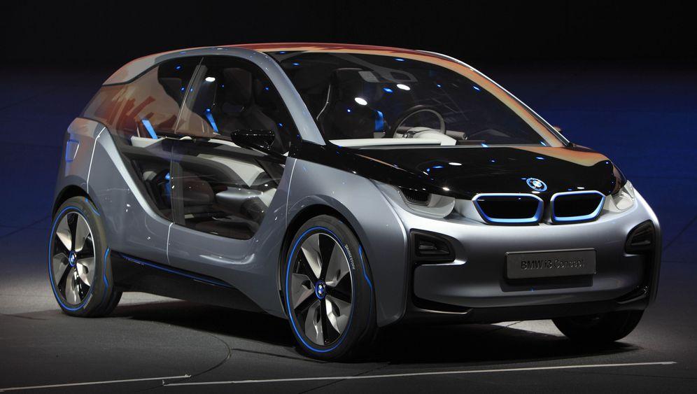 BMW i3: Der Zeit voraus