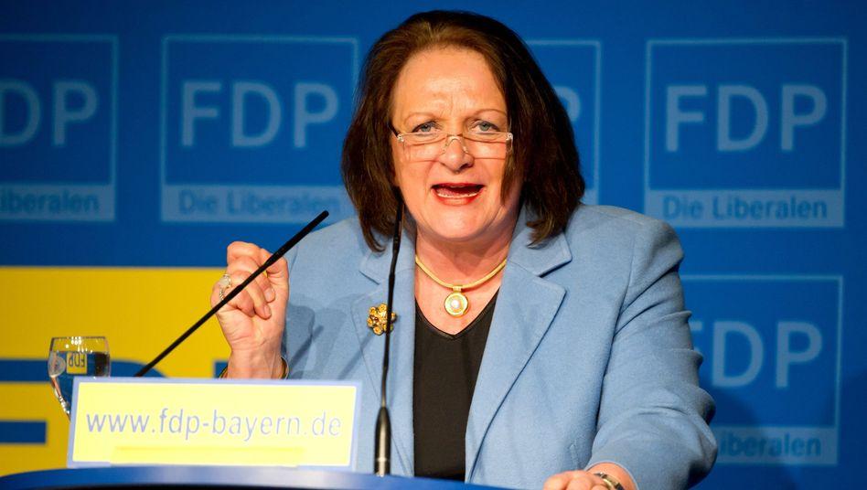 "Justizministerin Leutheusser-Schnarrenberger: ""Althergebrachte Reflexe"""