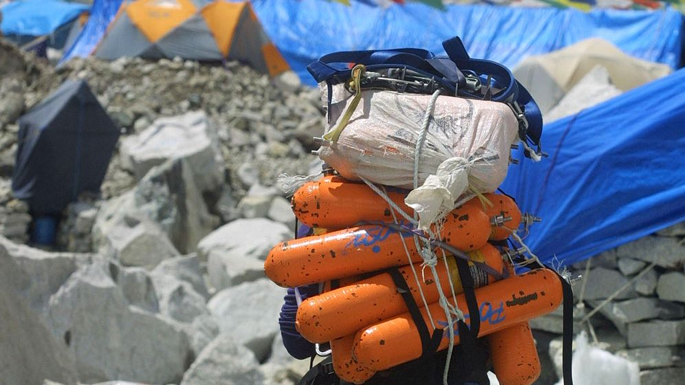 """Unglück am Mount Everest: """"Wir stellen unsere Bergtouren ein"""""""
