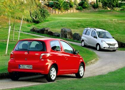 Toyota Yaris D-4D: Hurtiger Antritt bei sehr geringem Verbrauch
