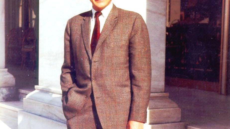 Soros 1962: Sein Vater riet ihm, Geld als Gepäck anzusehen - je leichter, desto besser