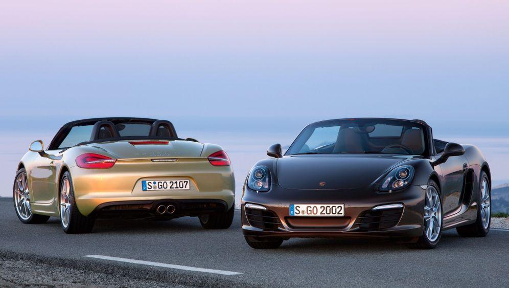 Porsche Boxster: Ein Schippchen rasanter