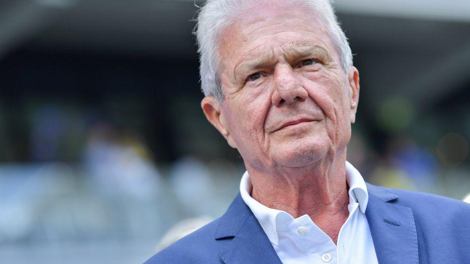 Mäzen Dietmar Hopp: Fragwürdiger Auftritt