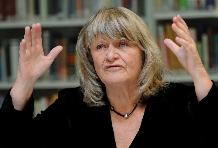 "Feminist figurehead Alice Schwarzer: ""It wasn't all that long ago that Nazi Germany invaded Russia."""
