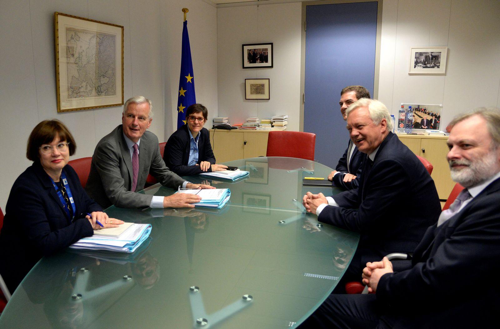 Barnier / Davis