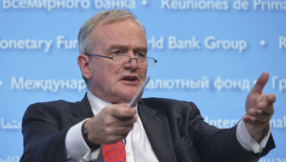 """Citigroup-Chefökonom Buiter: Verbot der direkten Staatsfinanzierung ein """"Desaster"""""""