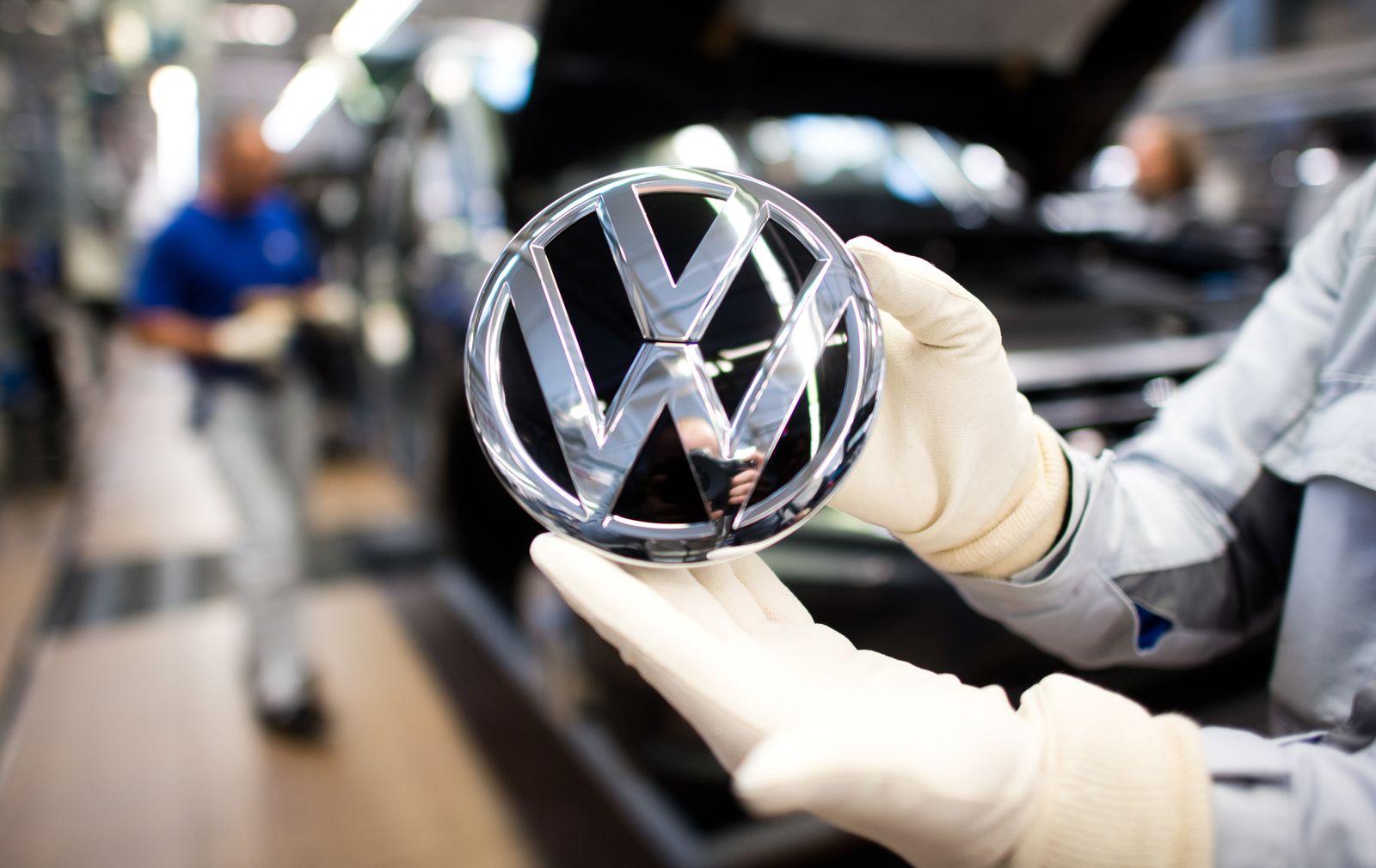 Volkswagen / Wolfsburg / Produktion