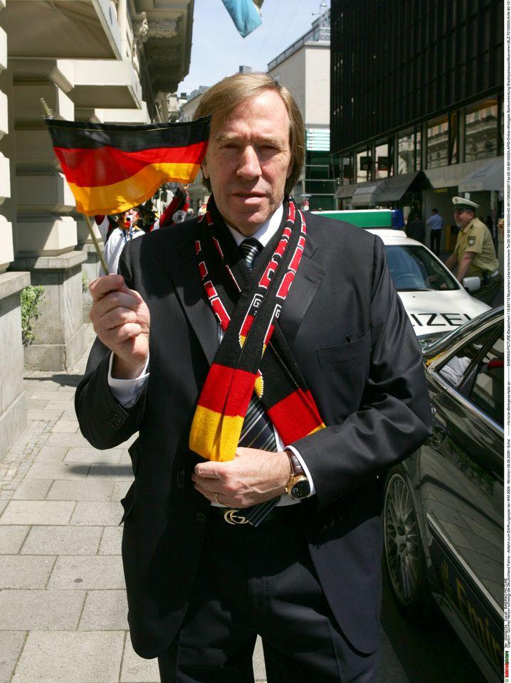 Sportrechtehändler Netzer 2006