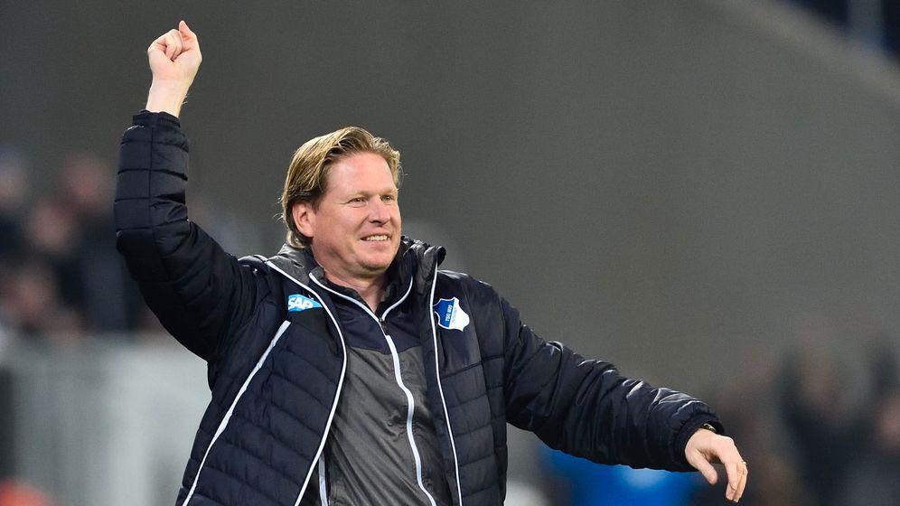 Hoffenheim-Trainer Gisdol: Wie einst Ralf Rangnick