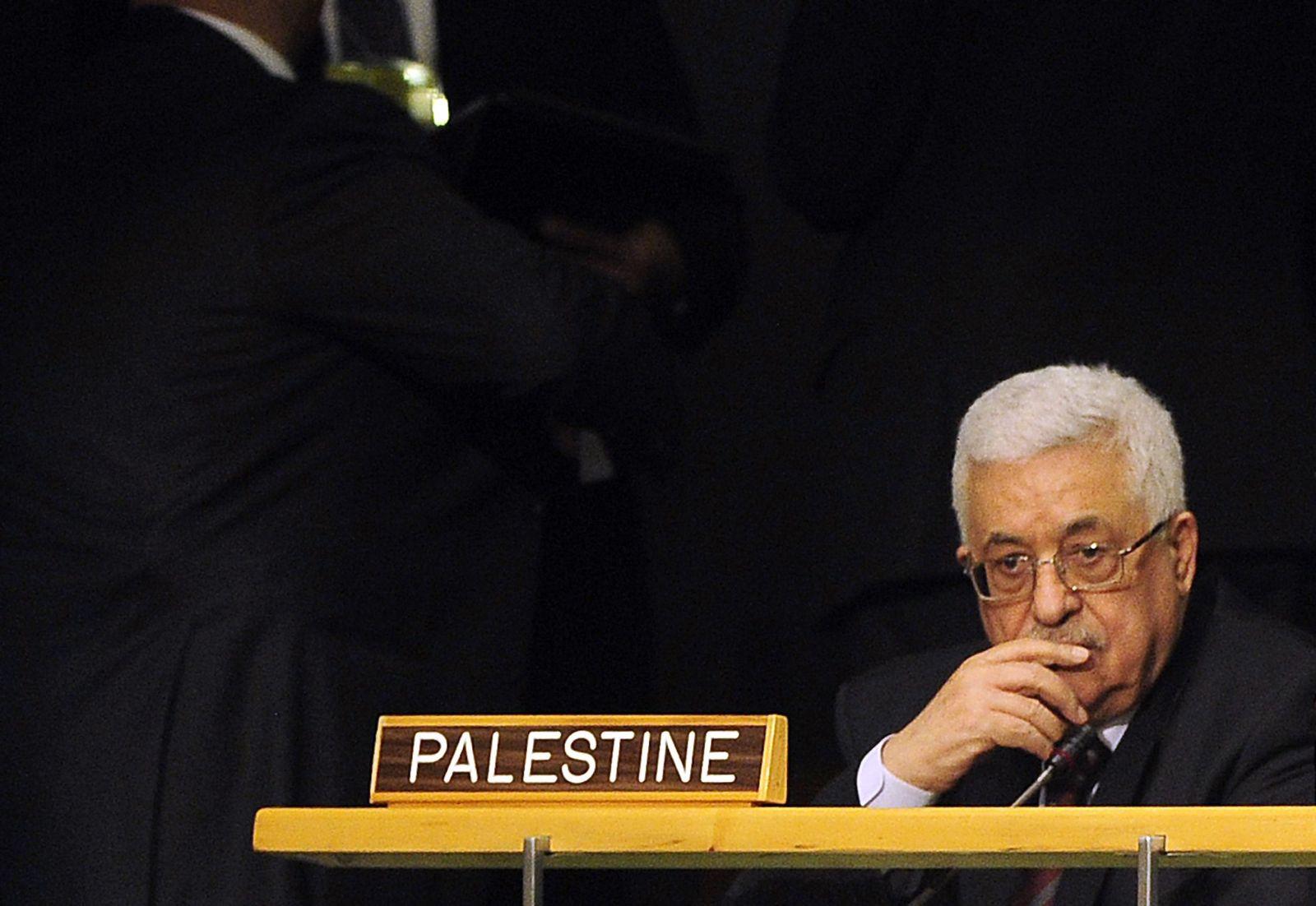 Abbas Palästina Uno