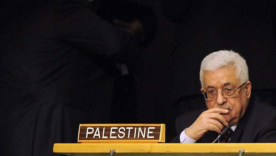 Abbas vor der Uno (Aufnahme vom September 2011): Symbolisches Datum für Antrag