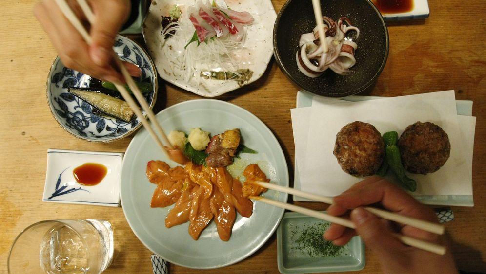 Verdauung: Japaner haben Darmbakterien mit Sushi-Gen