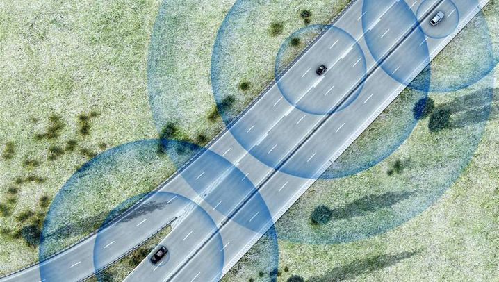 Car-to-X-Kommunikation: Navigationssystem der Zukunft