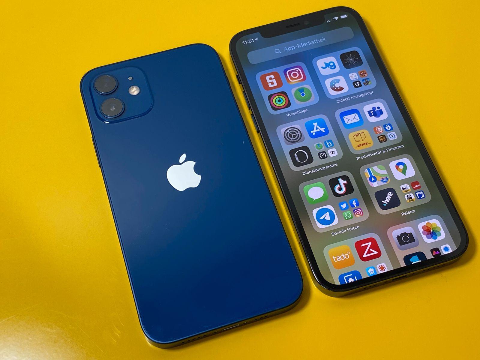 iPhone 12 / SPERRFRIST 20.10. 15 Uhr