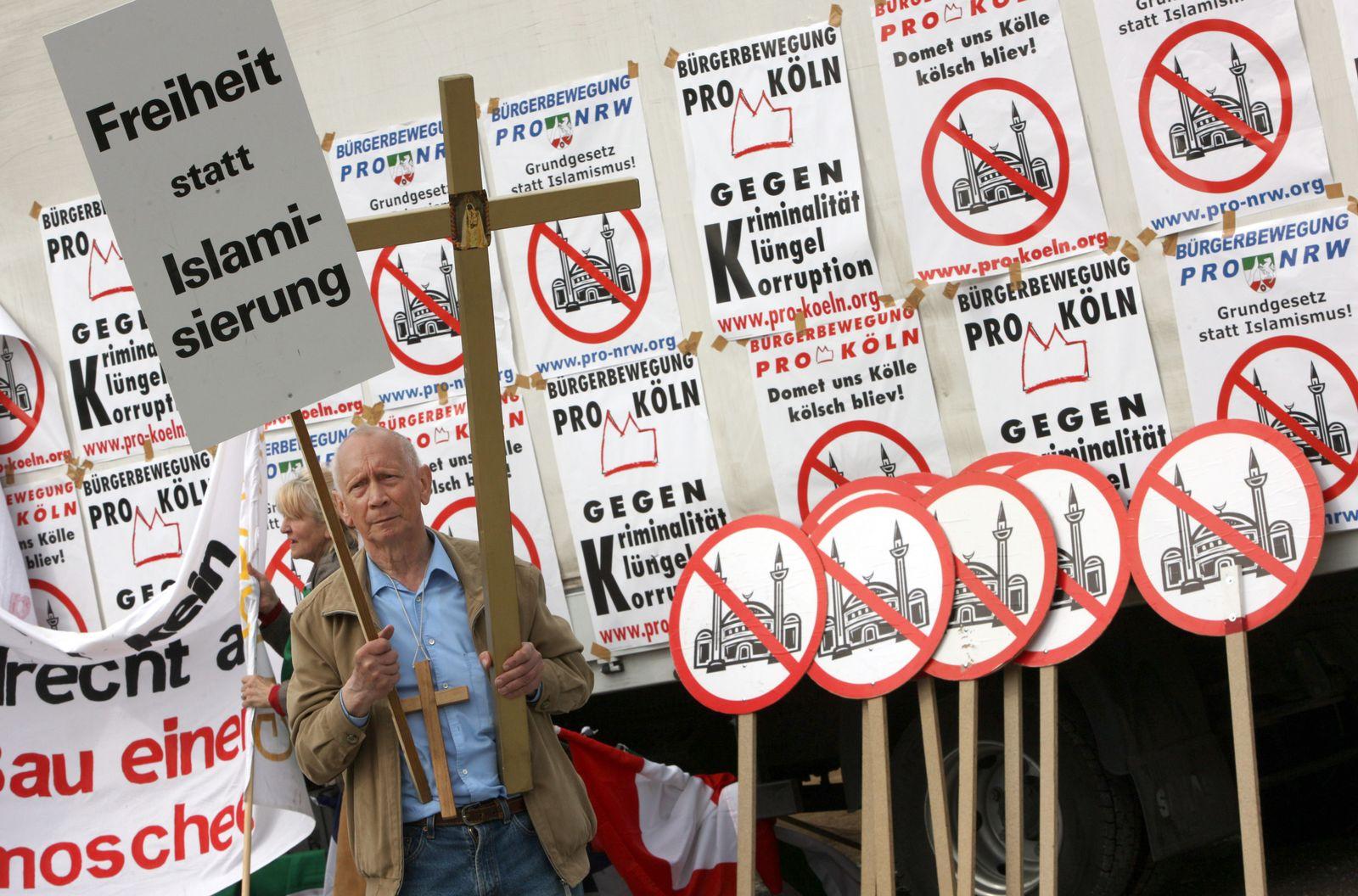 Pro Köln / Demo