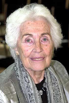 Hildegard Hamm Brücher trat nach 54 Jahren Parteimitgliedschaft aus der FDP aus