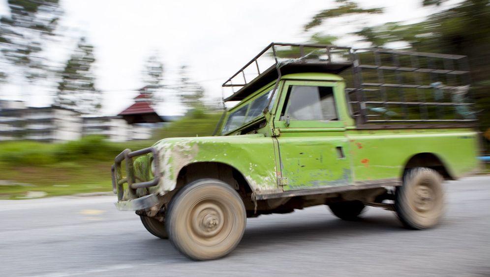 Land-Rover-Paradies Malaysia: Im Land der alten Landies