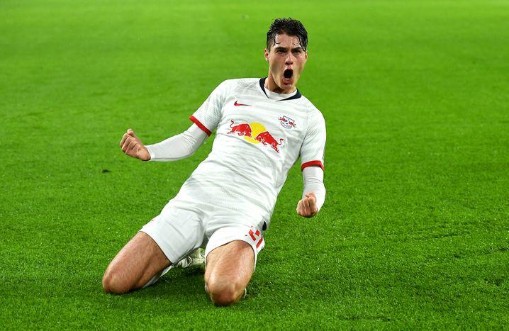 Patrik Schick wird nach dem Champions League-Turnier nicht mehr nach Leipzig zurückkehren