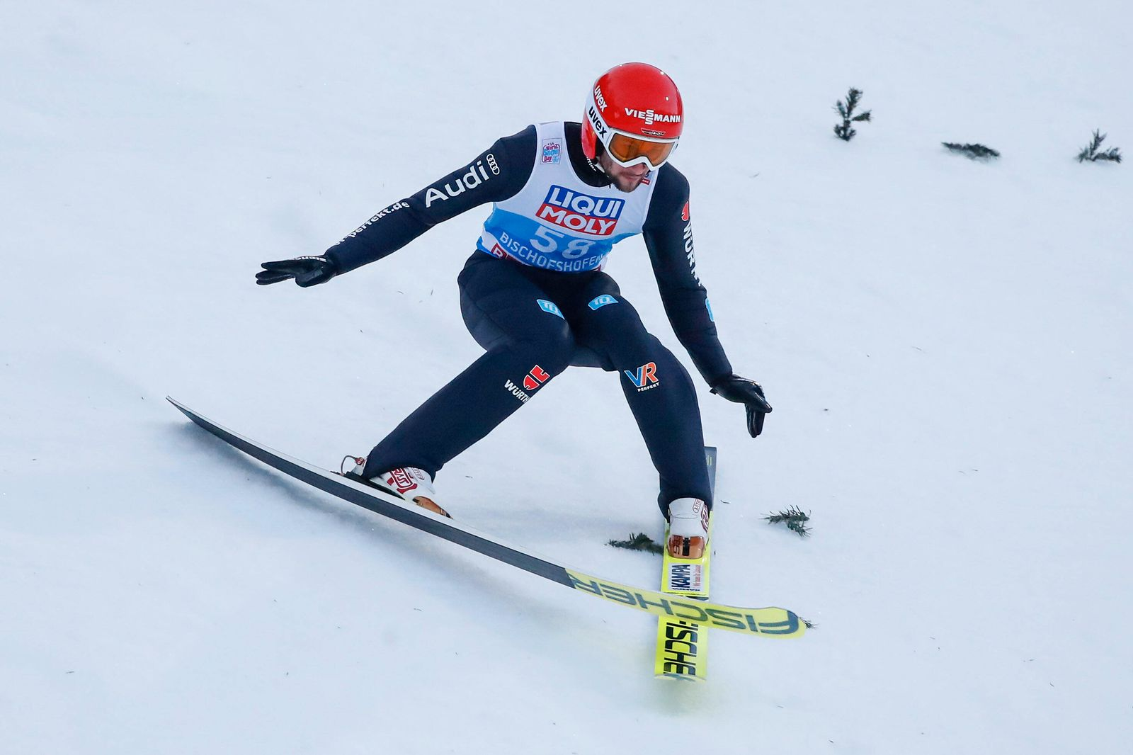 Ski jumping, Skispringen, Ski, nordisch - FIS WC Bischofshofen BISCHOFSHOFEN,AUSTRIA,05.JAN.21 - NORDIC SKIING, SKI JUM