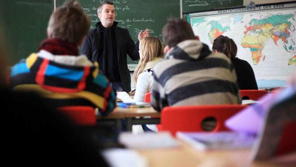 Lehrer an Hauptschule im Sauerland