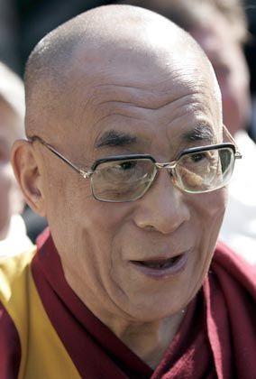 Wird von den EU-Außenministern nicht nach Brüssel eingeladen: Der Dalai Lama