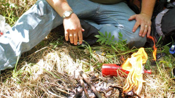 US-Prepper: Überleben in der Natur