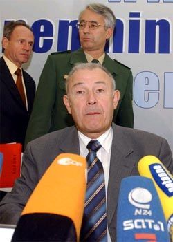 Bayerns Innenminister Beckstein: Versuchsballon gestartet