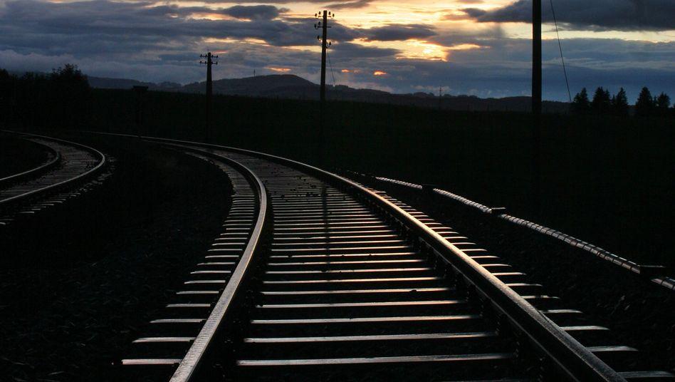 Bahnstrecke bei Bodelsberg: Hatten die Bahn und ThyssenKrupp einen Deal?