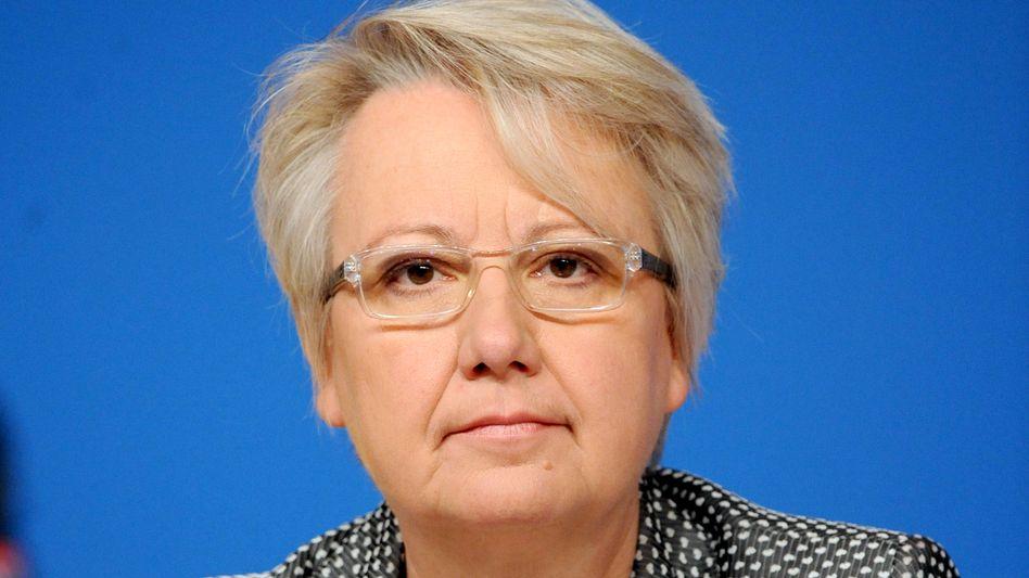 Ex-Ministerin Schavan: Fehlende Eingangsvoraussetzungen?