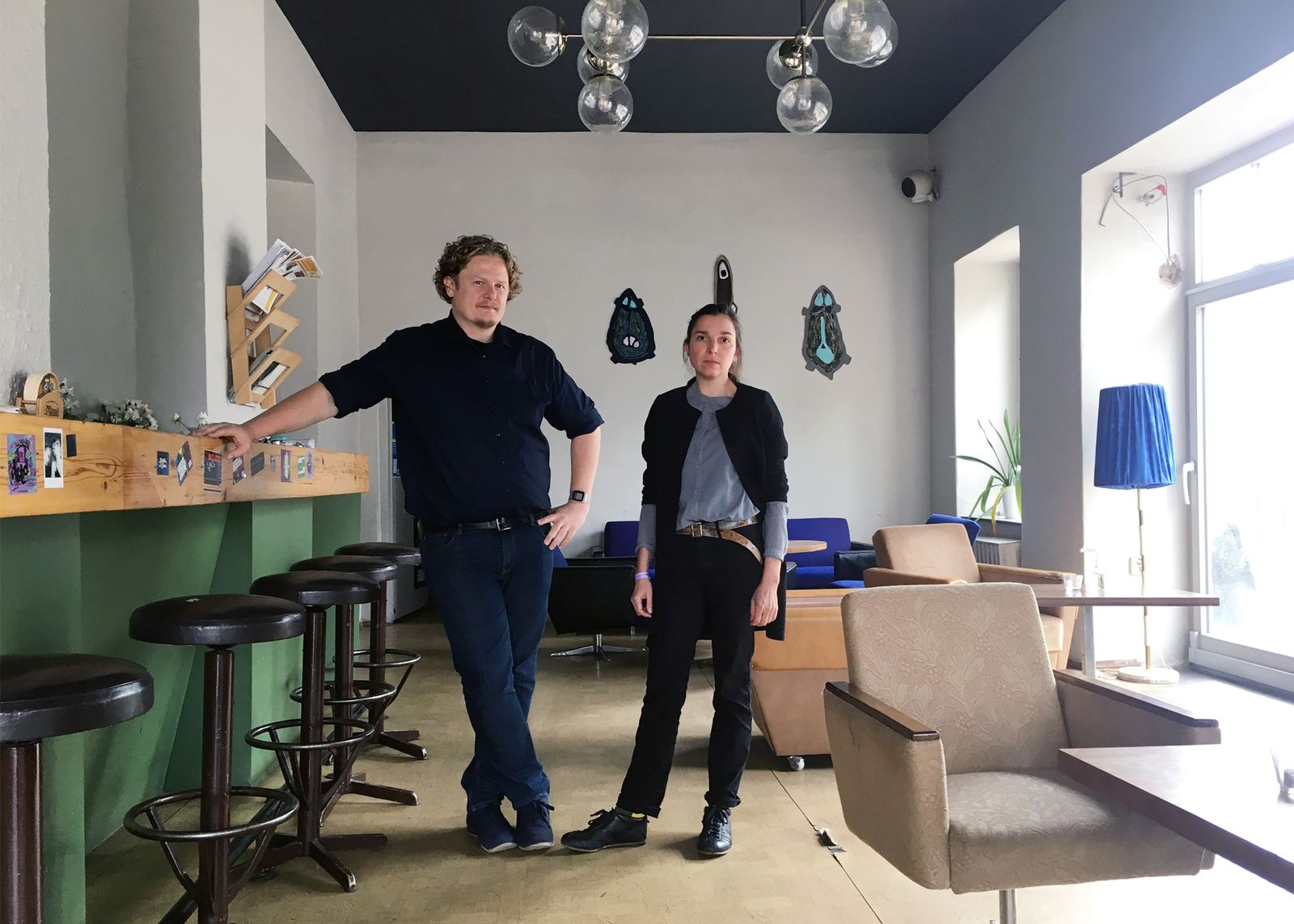 EINMALIGE VERWENDUNG Das andere Chemnitz / Lars und Mandy