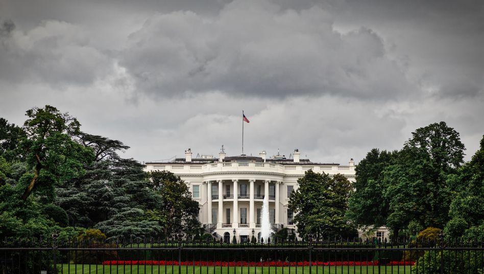 Weißes Haus: Trump verteidigt seine Entscheidung zum Truppenrückzug in Syrien