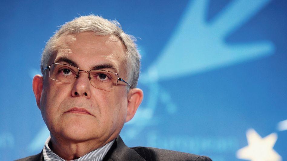 """Griechenlands neuer Regierungschef Papademos: """"Er genießt hohes Vertrauen"""""""