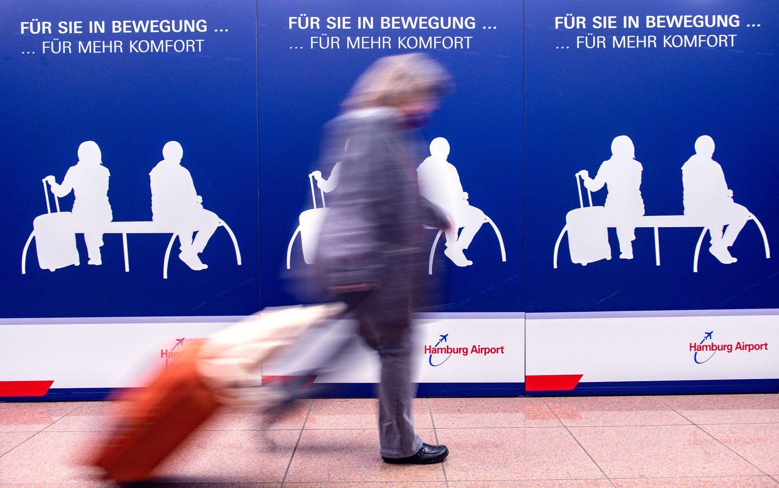 Keine Streiks am Hamburger Flughafen über Ostern