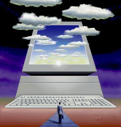 Fehlende Referenzen: 89 Prozent der Befragten denken, dass Cloud Computing den Praxistest erst noch bestehen muss