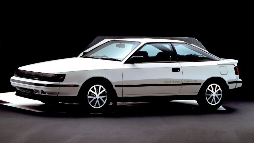 Günstige Oldtimer - Toyota Celica: Siebzigerjahre-Schick
