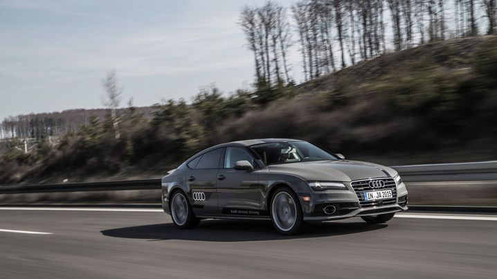 Autonome Autos: Freihändig fahren