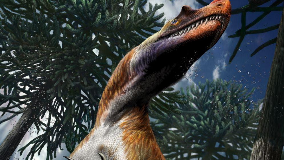 Dinosaurier: Fleischfresser aus Mailand