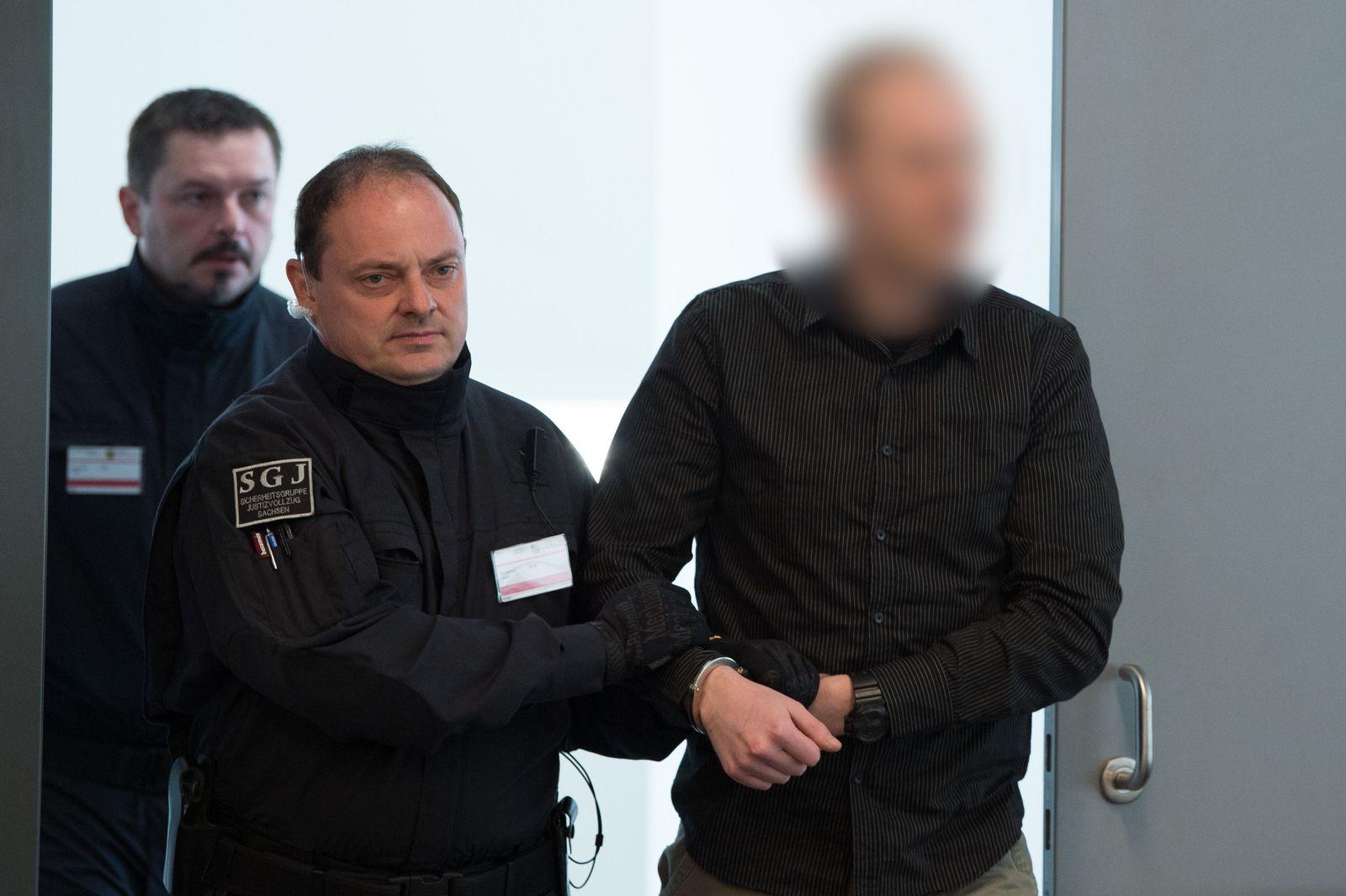 "Fortsetzung Prozess ""Gruppe Freital"""