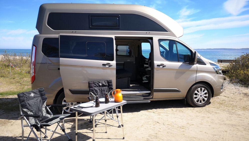 Ford Nugget Plus Kompakter Campingbus Mit Extra Bad Der Spiegel