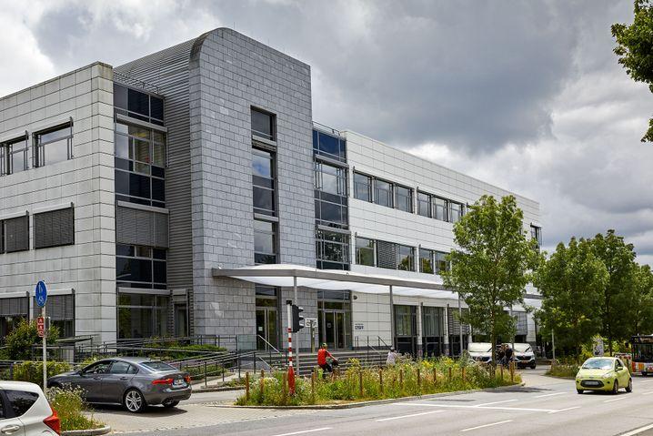 ESM-Gebäude in Luxemburg