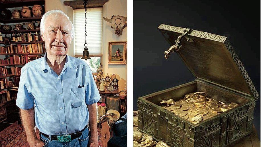 """Antiquitätenhändler Forrest Fenn und Goldschatz: """"Er ist ein Lügner, dem es um Aufmerksamkeit geht"""""""