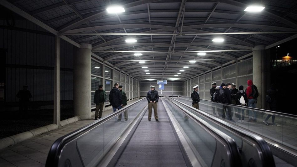 Afghanistan-Rückführung in München