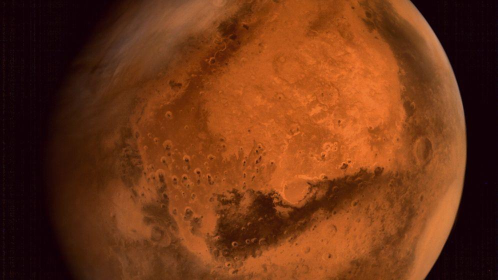 Traum der Menschheit: Reisen zum Mars