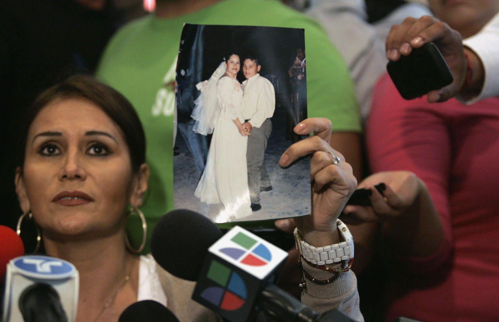 Mexiko Verwechslung Guzman-Sohn