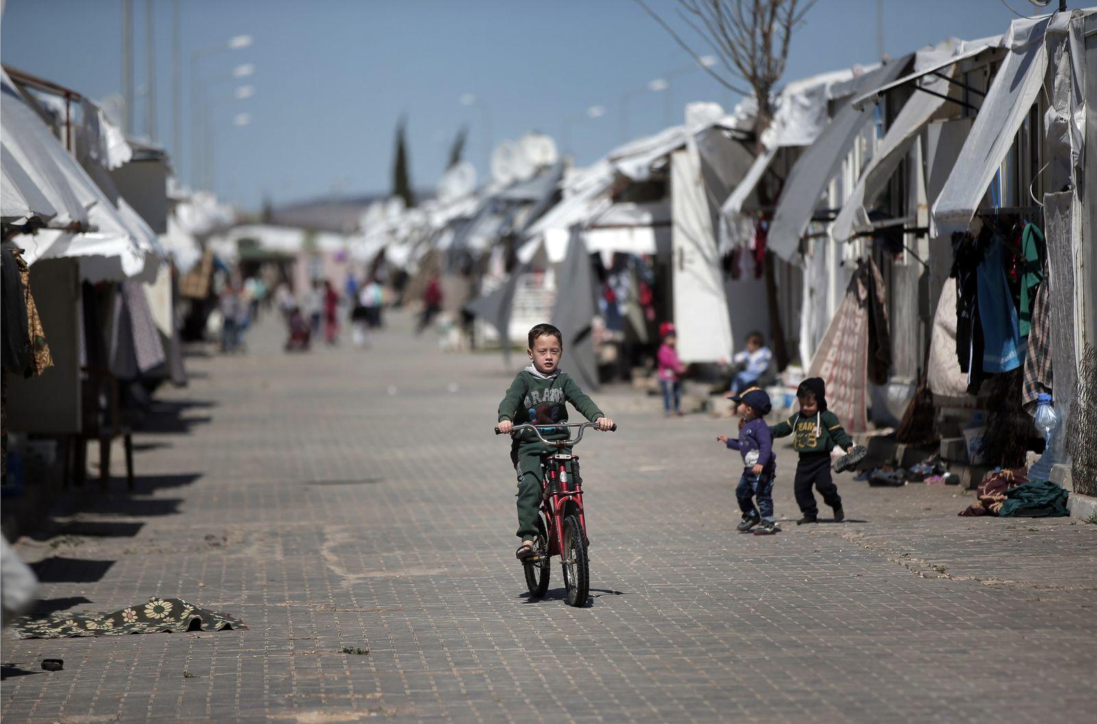 Türkei / Flüchtlinge