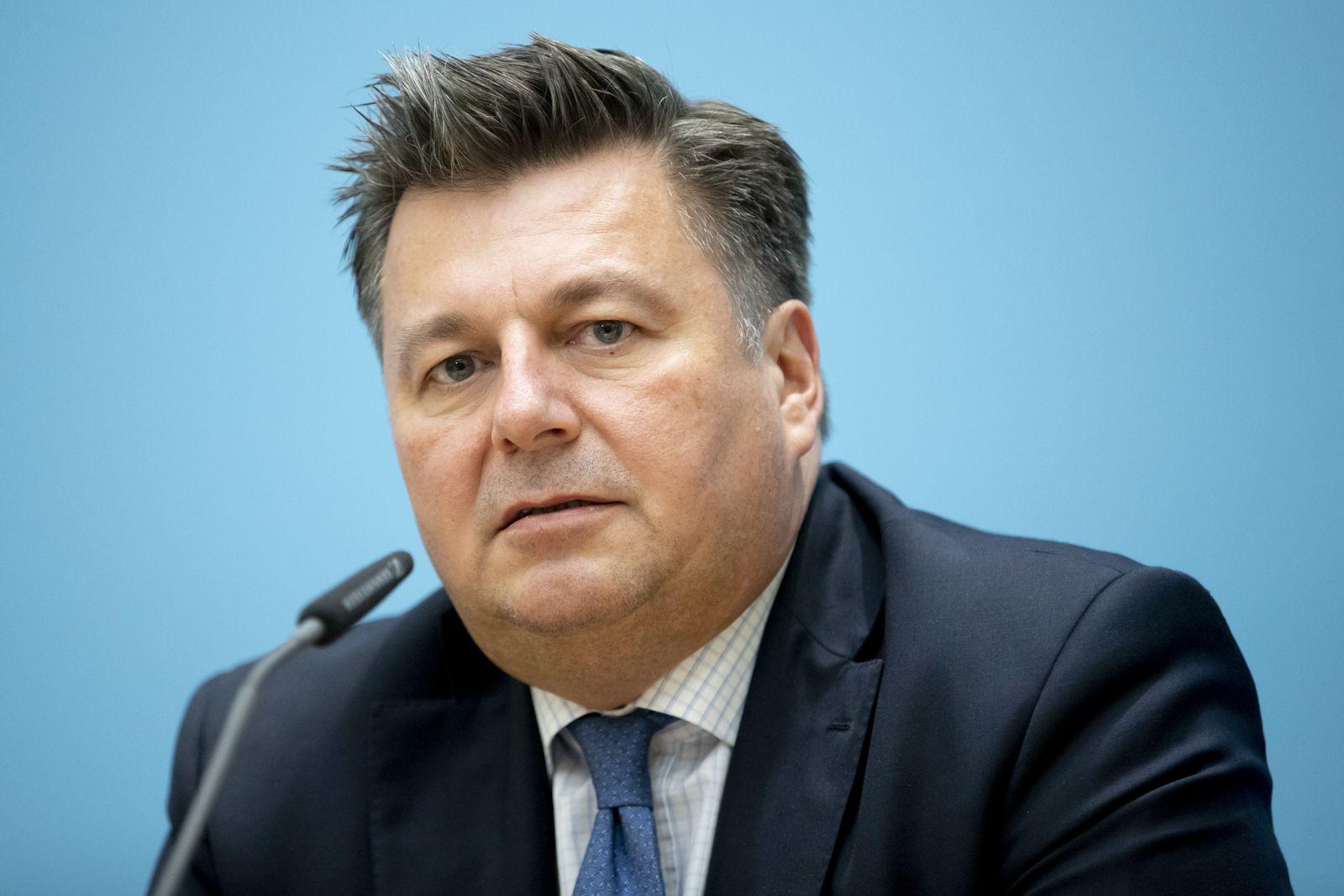 Pressekonferenz Berliner Senat